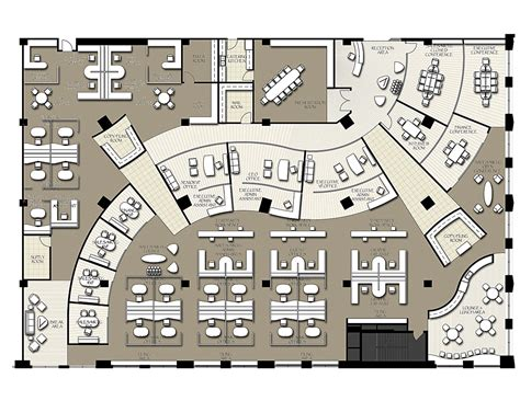 sle office layouts floor plan commercial design google search design pinterest