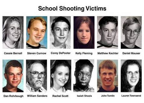 real scene photos columbine columbine and virginia tech massacares thinglink