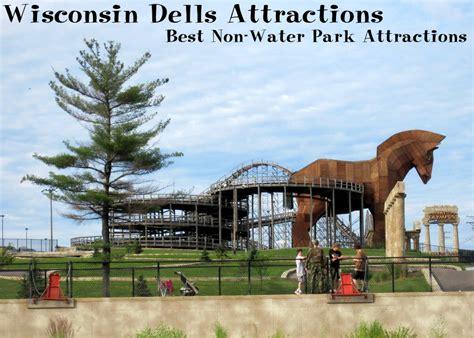wisconsin usa tourist destinations wisconsin dells attractions best non water park