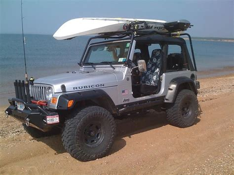 jeep with surfboard jeep wrangler roof rod rack beach buggy forum surftalk