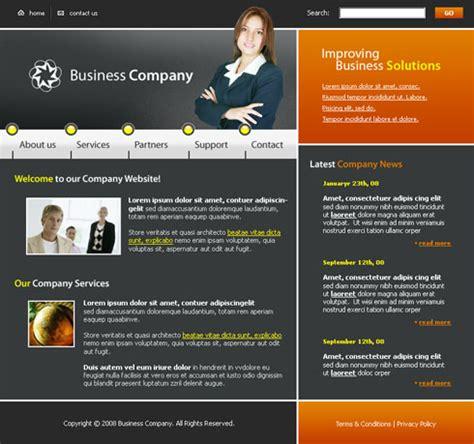 Survey Websites - survey web template 3055 business website templates dreamtemplate