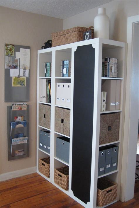 idea bookshelves iron twine ikea expedit
