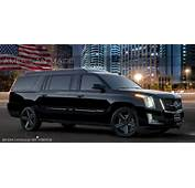 Luxury Transport Coaches // Sprinter Van And Cadillac ESV Conversions