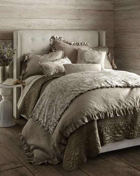 french bedding french laundry home aimee king linen duvet cover 108 quot x 98 quot