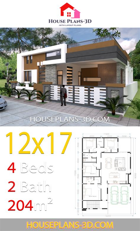 house design    bedrooms terrace roof house