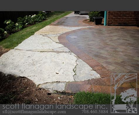 Patio Orland Park by Flanagan Landscape Contractor In Orland Park Orland