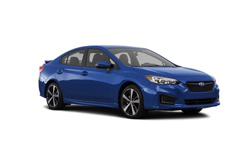 2017 subaru impreza sedan black 2017 subaru impreza reviews and rating motor trend