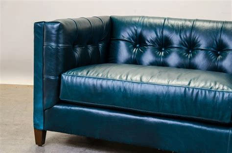 teal leather sectional check out our arden sofa in vibrant teal leather cococo