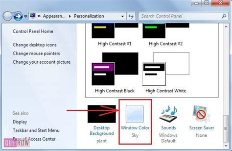how to change taskbar color how to change taskbar color in windows 7 with comparison