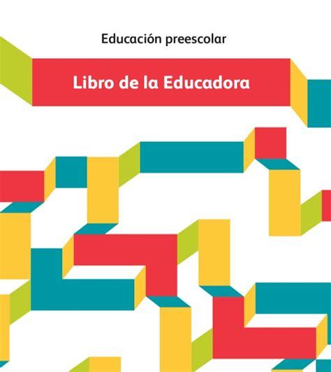 libro la nueva educacin libro para la educadora