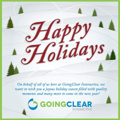 7 Reasons To Be Happy The Holidays Are by Wishing You A Happy Season Boston Web Design Ma