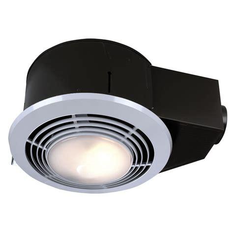 nutone qt9093wh combination fan heater light light