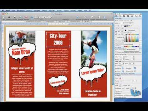 Vorlage Word Prospekt Erstellen Sie Eine Professionelle Brosch 252 Re In Word 2008