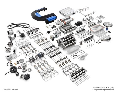 internal combustion engine exploded view google search engineering pinterest combustion