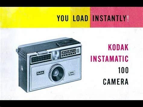 kodak repair instamatic 100 repair