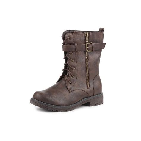 brown combat boots brown womens combat boots yu boots