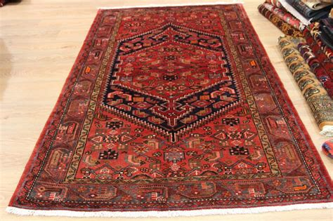 Expensive Rich Traditional Hamadan Oriental Rug Opulent Expensive Rugs