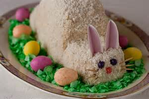 Adorable easter bunny cake recipe and instructions via bob s red
