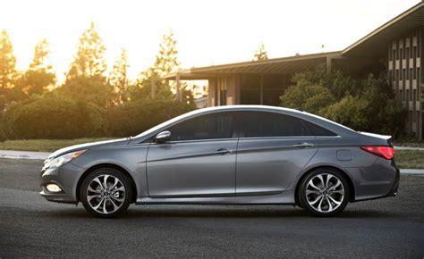 2014 Hyundai Sonata Recalls by 2011 2014 Hyundai Sonata Recalled For Shift Cable Issue
