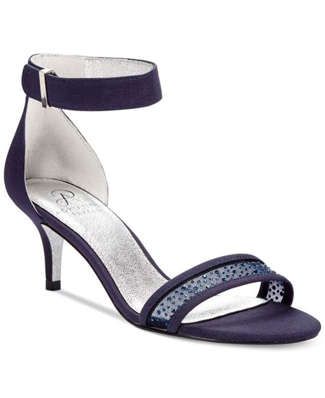 Adiana Navy papell papell avril two evening