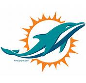 Here's The Super HI RES Version Of Brand New Miami Dolphins Logo