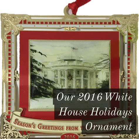 where can i buy white house christmas ornaments 100 official white house christmas ornaments first look at white house