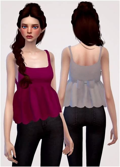 17 best images about video on pinterest cropped shirt 17 best images about ts4 top on pinterest cropped