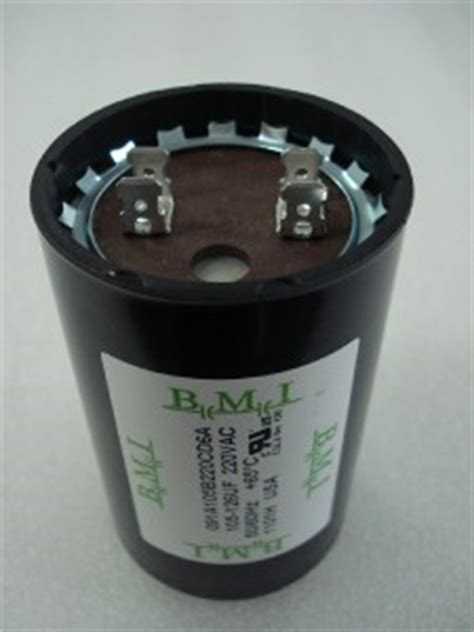 well start capacitor 1 1 5 2 hp box start capacitor 275464113 for franklin 2823008110 ebay