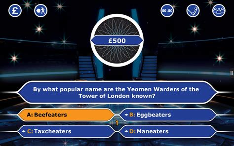 wants a who wants to be a millionaire 2014 appstore for android