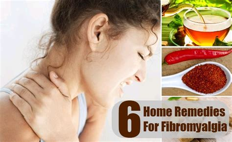 Fibromyalgia Relief Home Remedies by 6 Home Remedies For Fibromyalgia Treatments