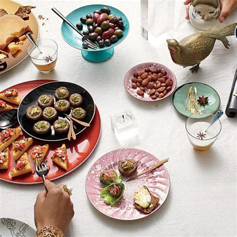 throw a holiday appetizer party cooking light