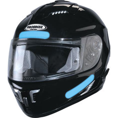 Reflex Aufkleber Motorradhelm louis reflex sticker f 252 r helme kaufen louis motorrad