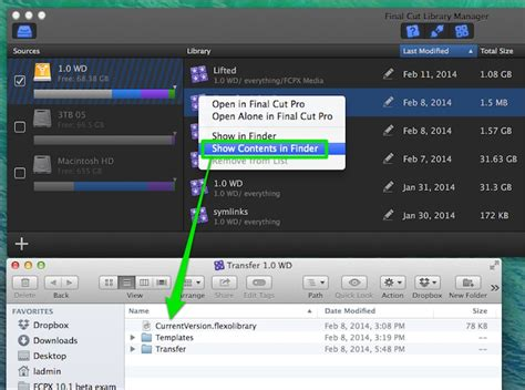 final cut pro library size final cut pro x 10 1 library manager rundown