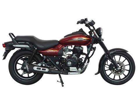 Bajaj Avenger Street Gets Two New Colours   Gaadiwaadi.com