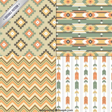 aztec pattern ai aztec patterns vector free download