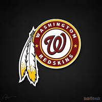 NFL Logos Mixed With MLB The Good Bad &amp Ugly