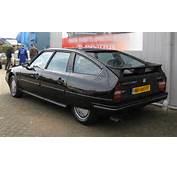 Citroen CX 25 GTI Turbo 2 Photos Reviews News Specs Buy Car