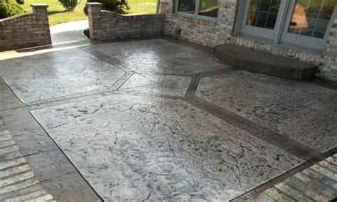 Concrete Designs For Patios Concrete Designs For Patios Sted Concrete Patio With Pergola Chsbahrain