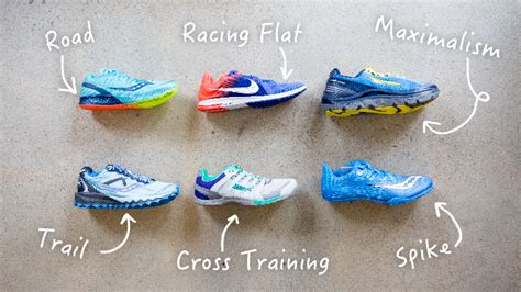 different types of athletic shoes running shoes when to replace and what to buy fast