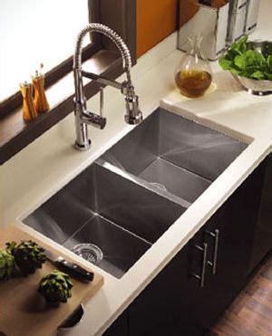 zero radius sink from houzer the contempo sink series