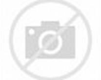 Kaligrafi Arab yang indah dengan desain warna hijau menyegarkan ...