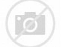 Kaligrafi Bismillah Bentuk Siput dan Warna Hijau
