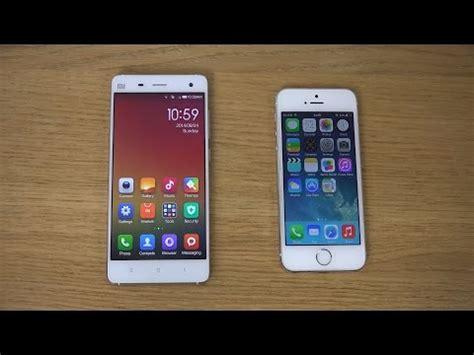 Hp Xiaomi Vs Iphone harga handphone xiaomi mi4 referensi harga