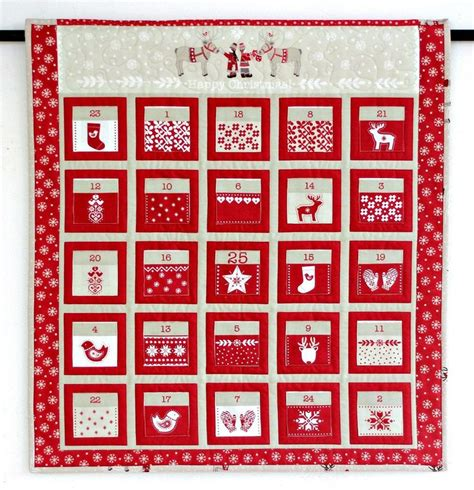 Handmade Fabric Advent Calendar - 17 best images about handmade etsy on quilt