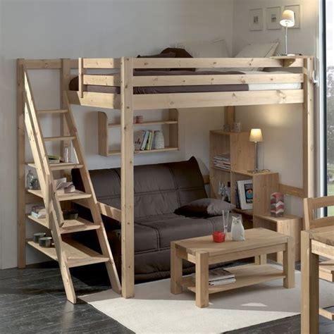 achetez lit mezzanine loft 2 occasion annonce vente 224 montriond 74 wb151606636