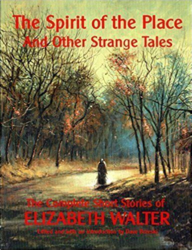 the spirit of the place and other strange tales book