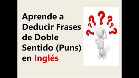 imágenes con doble sentido de animales ingl 233 s americano frases de doble sentido lecci 243 n 384