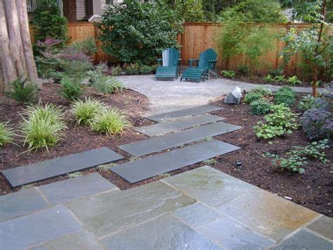 Backyard Patio Ideas With Garden Small Backyard Backyard Ideas For