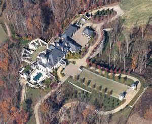 Floor Plans For Large Homes Updated Aerial Pics Of One Of Tennessee S Largest Homes