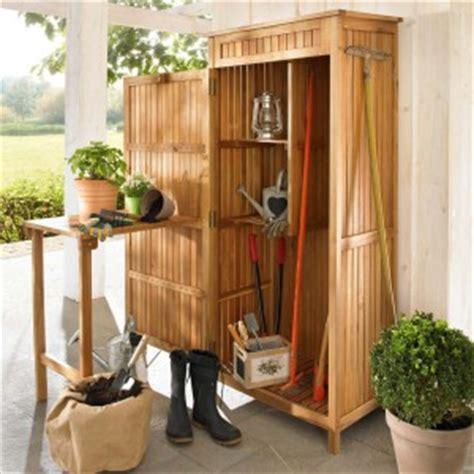 Gartenutensilien Shop by Gartenschrank Ger 228 Teschrank Mit Pflanztisch Arbeitsfl 228 Che